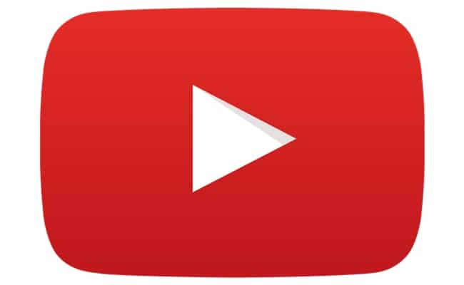 big youtube logo