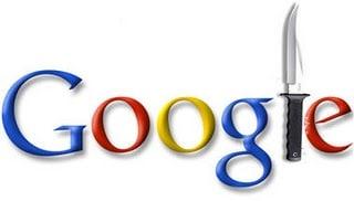 google knife logo