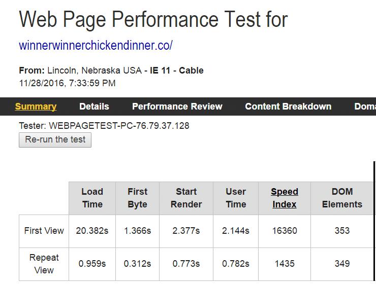 kraken-speed-experiment-webpagetest-before