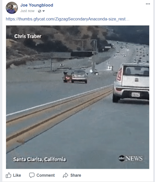 GIFs No Longer Autoplay On Facebook Pages - Joe Youngblood