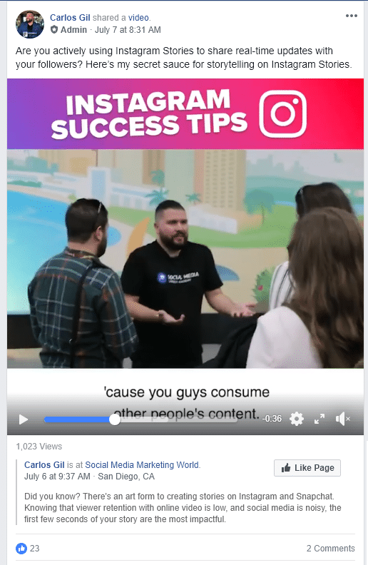 How To Get People To Actually See Your Facebook Content